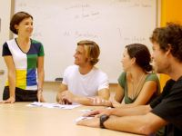 Spanish classes in San Sebastian