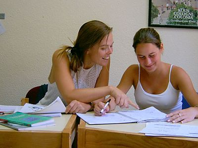 Spanish courses in Granada and Madrid