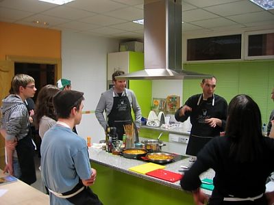 Spanish courses and cooking classes in Granada