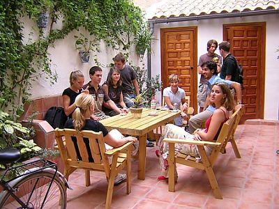 Learning Spanish in Granada, Andalusia
