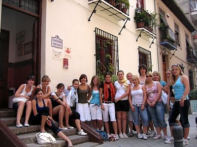 Business Spanish in Granada