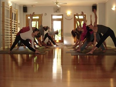 Spanish courses and Yoga in Granada, Spain
