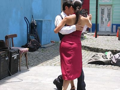 Spanish and Tango in Granada