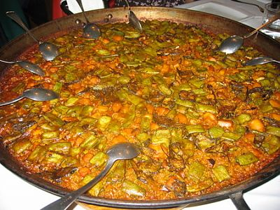 Spanish and Cooking in Granada