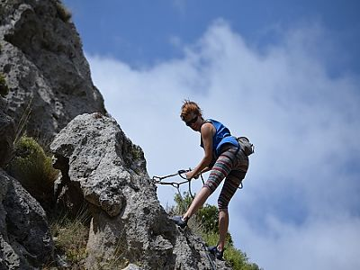 Spanish and rock climbing in Spain