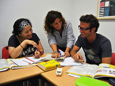 Spanish courses in Granada and Cádiz
