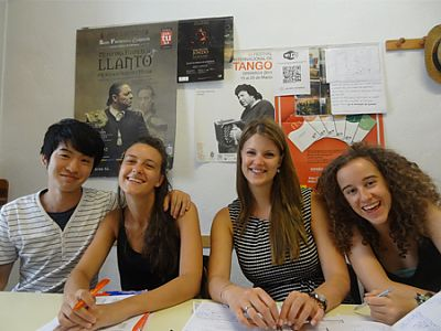 D.E.L.E. Spanish exams in Granada, Spain