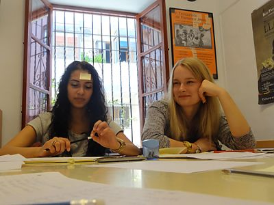 Spanish courses for all ages in Granada
