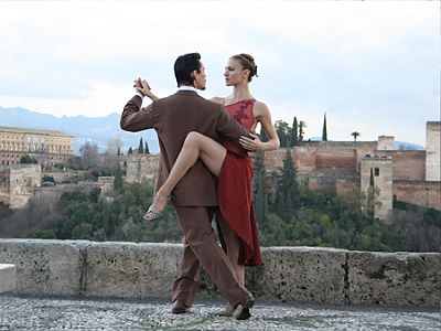 Take a Spanish course and dance Tango in Granada, Andalusia