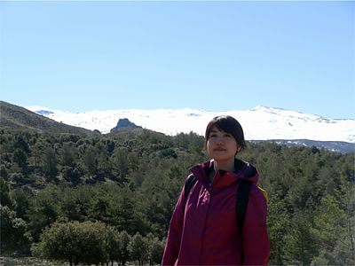 Spanish and hiking in Granada