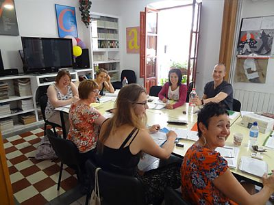 Spanish intensive courses in Granada, Spain