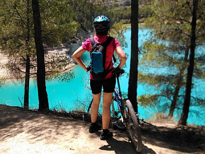 Spanish courses and mountain bike tours in Granada, Spain