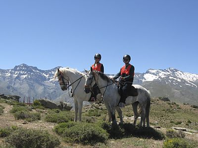 Reiten in Sierra Nevada
