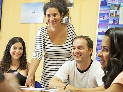 Spanish courses in Granada and in Santiago de Chile