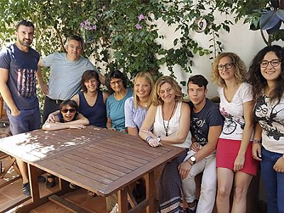 Spanish courses for professionals in Granada