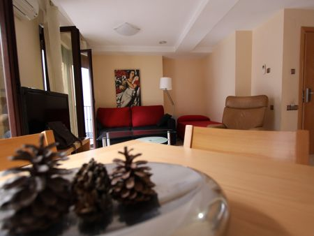 Self-catering apartments in Granada, Spain