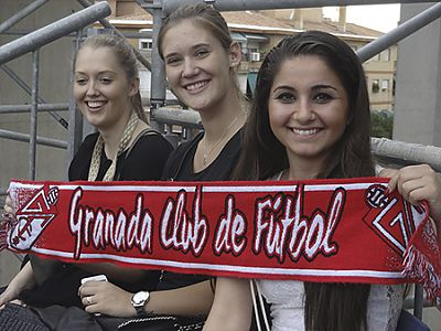 First Spanish Football League: Granada CF