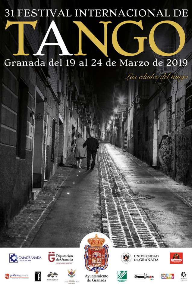 The International Tango Festival in Granada, Spain