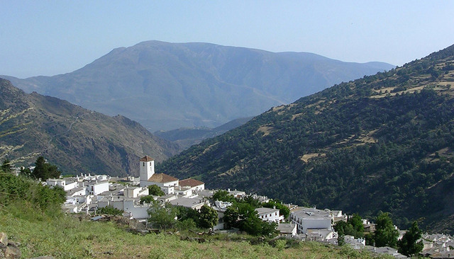 Escuela Montalbán - Discover with us the fantastic Alpujarra Mountains!