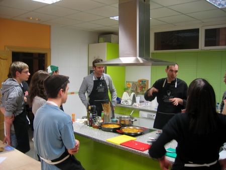 hermoso escuela de cocina granada im genes curso cocina