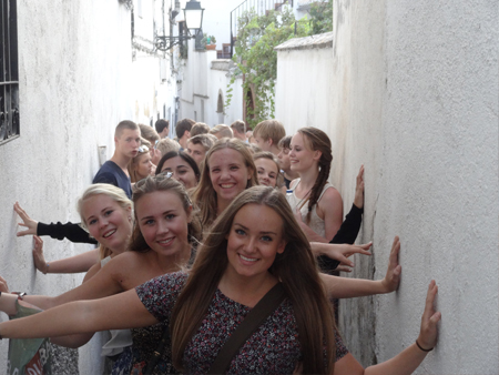 Would you like to learn Spanish in Spain and get to know the andalusian culture as well?